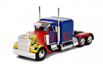 Transformers Generations kovový model 1/24 T1 Optimus Prime