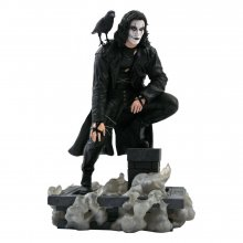 The Crow Movie Gallery PVC Socha Rooftop 25 cm