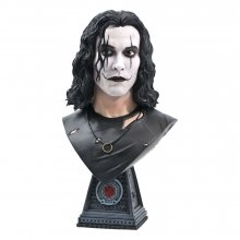 The Crow Legends in 3D Bust 1/2 Eric Draven 25 cm