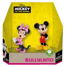 Disney Gift Box with 2 Figures Mickey The True Original 8 - 10 c