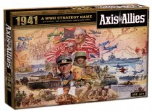 Avalon Hill desková hra Axis & Allies 1941 english