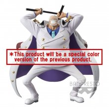 One Piece magazine PVC Socha Monkey D. Garp Special Color Versi