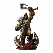 Warcraft Epic Series Premium Socha Grom Hellscream Version 2 87