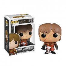 Game of Thrones POP! Vinylová figurka Tyrion in Battle Armour
