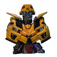 Transformers 2 Revenge of the Fallen socha Bumblebee 16 cm
