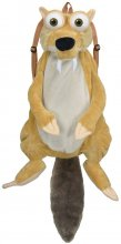 Ice Age Collision Course Plush batoh Scrat 60 cm