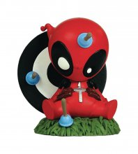 Marvel Mini Heroes PVC Socha Deadpool 7 cm