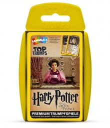 Harry Potter and the Order of the Phoenix Top Trumps *German Ver