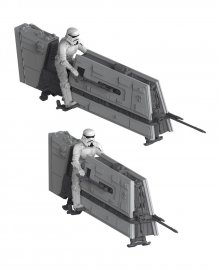 Star Wars Solo Build & Play Model Kit 2-Pack se zvuky 1/28 Imp