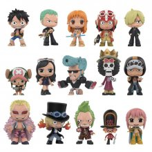 One Piece Mystery mini figurky 5 cm Display (12)
