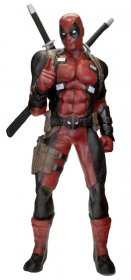 Marvel Classics Life-Size Socha Deadpool (Foam Rubber/Latex) 18