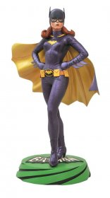 Batman 1966 Premiere Collection Socha Batgirl 30 cm