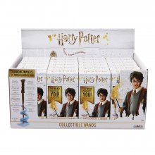 Harry Potter / Fantastic Beasts Diecast Wands 10 cm Display Wave