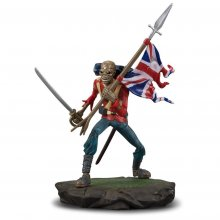 Iron Maiden Legacy of the Beast PVC Figure Trooper Eddie 10 cm