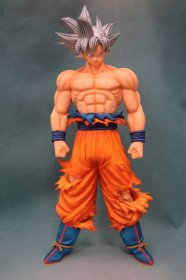 Dragonball Z Grandista Resolution of Soldiers Figure Son Goku #3