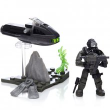 Mega Bloks Call of Duty stavebnice SEAL Specialist