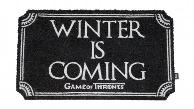 Game of Thrones rohožka Winter Is Coming 43 x 72 cm