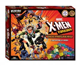 Marvel Dice Masters Campaign Box X-Men Forever *English Version*