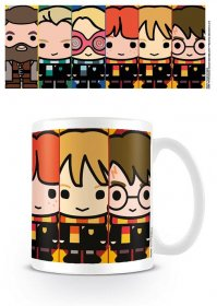 Harry Potter Hrnek Kawaii Witches & Wizards