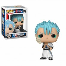 Bleach POP! Animation Vinylová Figurka Grimmjow 9 cm
