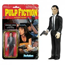 Pulp Fiction ReAction akční figurka Vincent Vega 10 cm