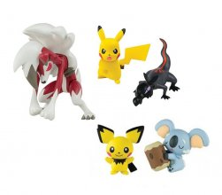Pokemon Action Figures 6 cm Assortment D8 (8)