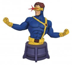 Marvel X-Men Animated Series Bust Cyclops 15 cm