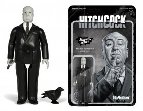 Alfred Hitchcock ReAction Action Figure Nosferatu Grayscale 10 c