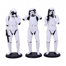 Original Stormtrooper Figures 3-Pack Three Wise Stormtroopers 14