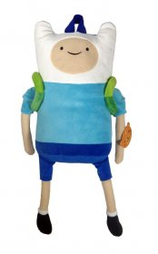Adventure Time Plush batoh Finn