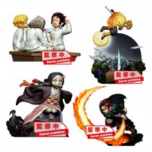 Demon Slayer: Kimetsu no Yaiba Petitrama Series Trading Figure 8