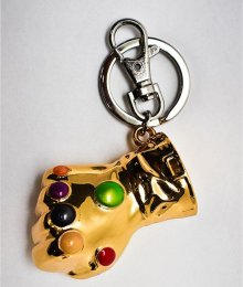 Marvel Comics Metal Keychain Infinity Gauntlet