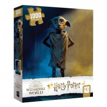Harry Potter skládací puzzle Dobby (1000 pieces)