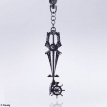 Kingdom Hearts Metal-Keychain Keyblade Wheel of Fate