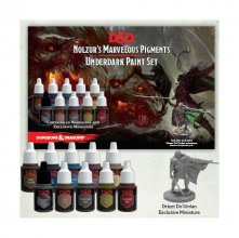 Dungeons & Dragons - Nolzur's Marvelous Pigments: Underdark Pain