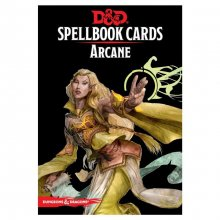 Dungeons & Dragons Spellbook Cards: Arcane Deck *English Version