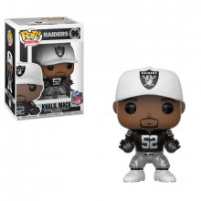 NFL POP! Football Vinyl Figure Khalil Mack (Raiders) 9 cm
