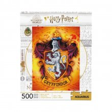 Harry Potter skládací puzzle Nebelvír (500 pieces)
