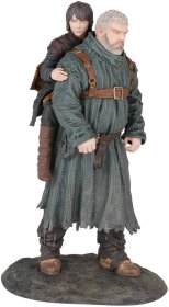 Game of Thrones PVC Socha Hodor & Bran 23 cm