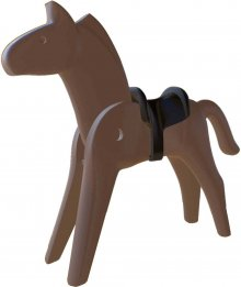 Playmobil Nostalgia Collection Figure Horse 25 cm