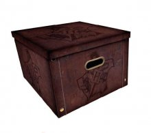 Harry Potter Storage Box Bradavice Crest Case (5)