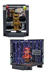Five Nights at Freddy's Small Stavebnice Classic Series As
