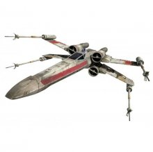 Star Wars IV A New Hope kovový modell X-Wing Starfighter Elite