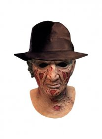 A Nightmare On Elm Street Deluxe latexová maska with Hat Freddy