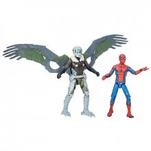Spider-Man figurky Spider-Man & Marvel's Vulture 2-pack