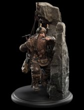 The Hobbit An Unexpected Journey Socha Dwarf Miner 17 cm