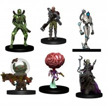 Starfinder Battles pre-painted Miniatures 6-Pack Starter Pack: M