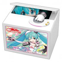 Hatsune Miku GT Project PVC Talking pokladnička Racing Miku 2019