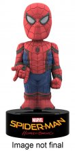 Spider-Man Homecoming Body Knocker Bobble-Figure Spider-Man 15 c