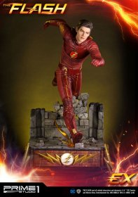 The Flash Statues Flash & Flash Exclusive 69 cm Assortment (3)